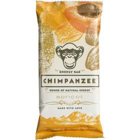 Chimpanzee Energy Bar Box 20x55g, Apricot (Vegan)